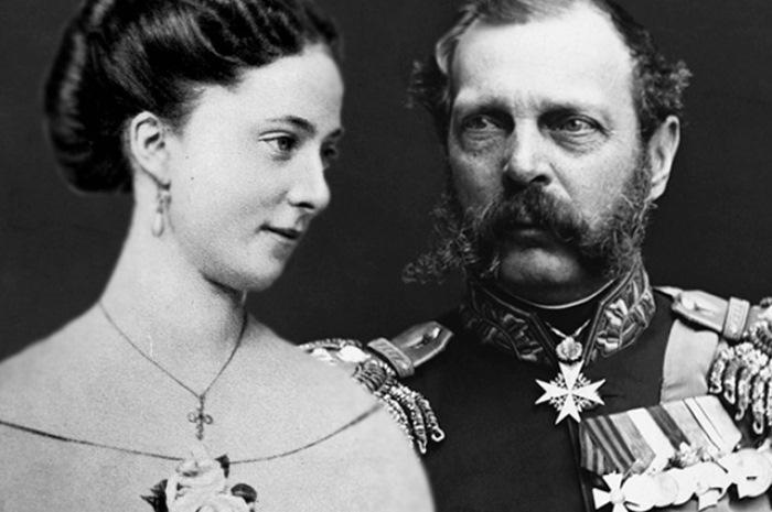 Екатерина Долгорукая и Александр II | Фото: spb.aif.ru
