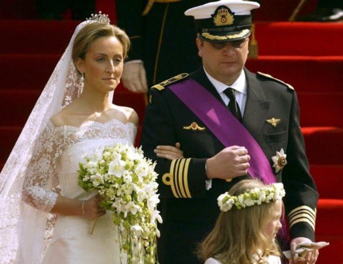 Принц Лоран Бельгийский и принцесса Клэр | Фото: upyourpic.org