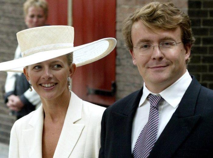 Принц Нидерландов Йохан Фрисо и Мейбл Виссе-Смит | Фото: wa.de