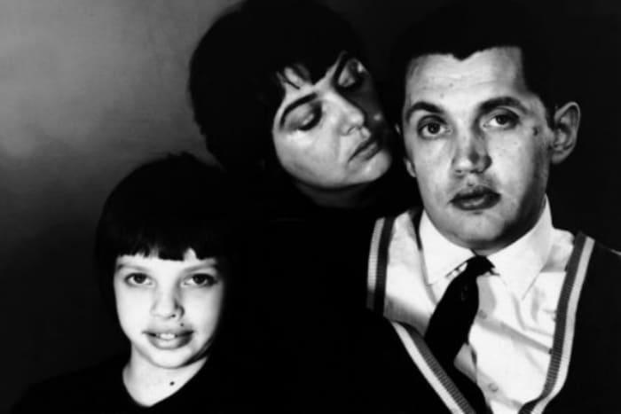 Алла и Роберт со старшей дочерью Катей, 1963 | Фото: bulvar.com.ua