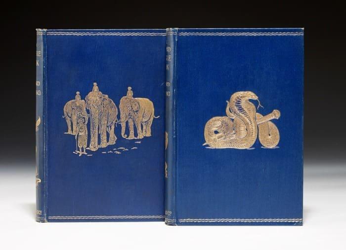 Первое издание *Книги джунглей* | Фото: 2queens.ru
