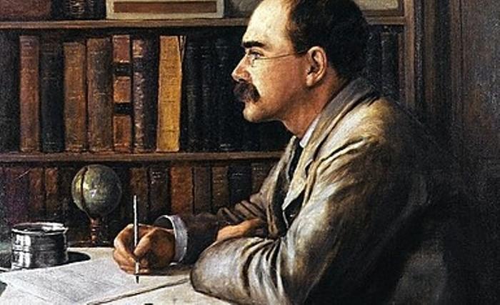 Знаменитый английский писатель Редьярд Киплинг | Фото: librebook.me