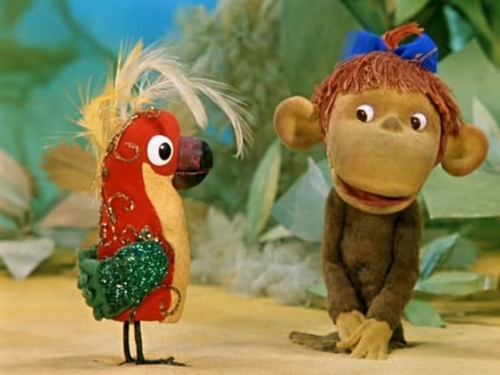Кадр из мультфильма *38 попугаев* | Фото: vseodetyah.com
