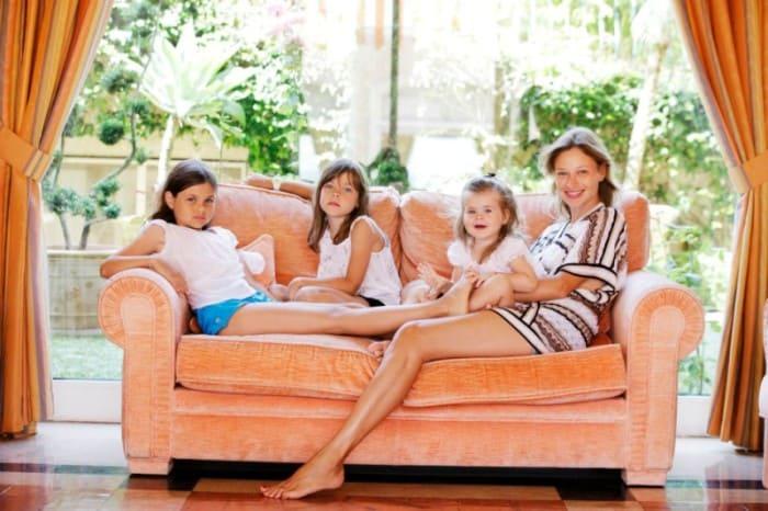Татьяна Завьялова с детьми | Фото: spletnik.ru