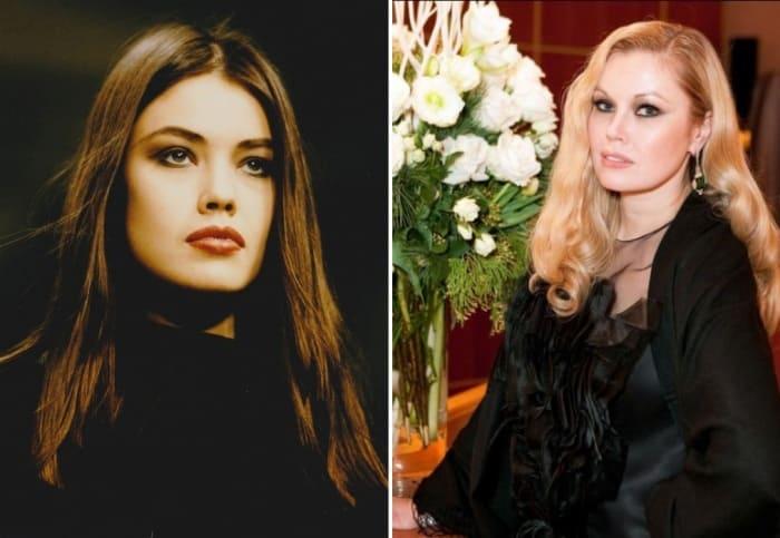 Татьяна Сорокко в молодости и в наши дни | Фото: woman.ru и mylitta.ru