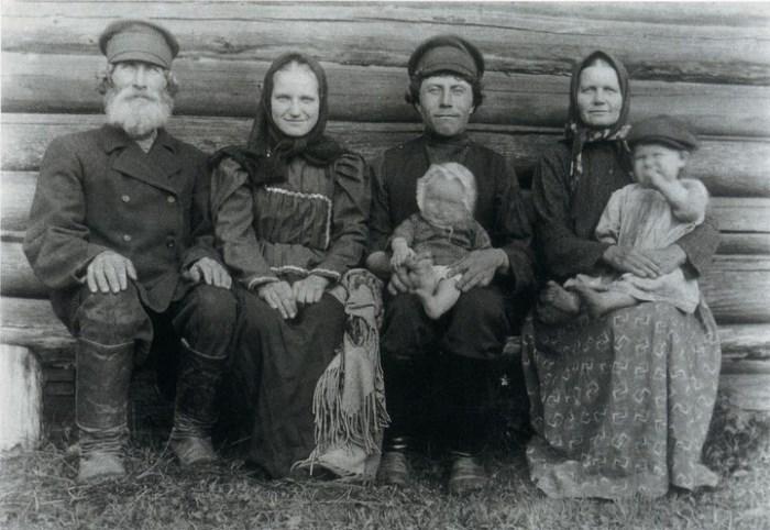 Крестьяне Орловской губернии