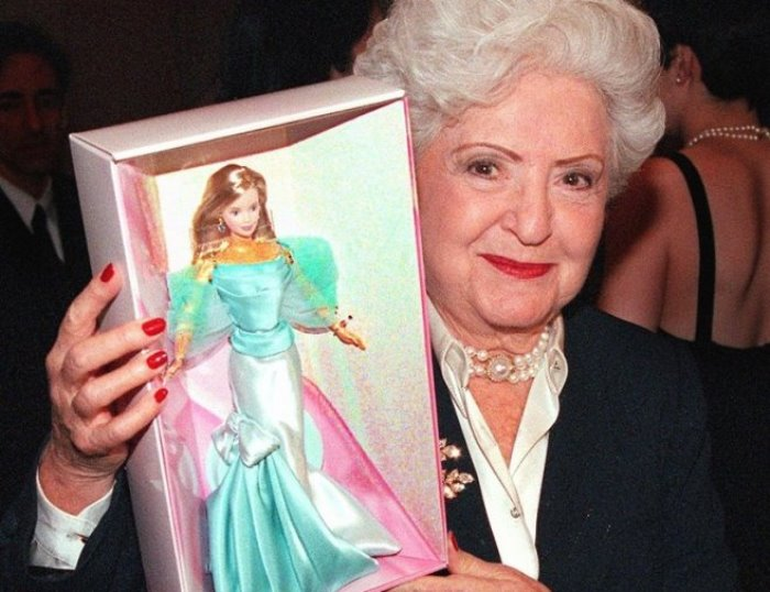 Создательница куклы Барби Рут Хэндлер | Фото: historythings.com