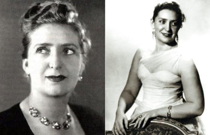 Одна из самых ярких звезд эстрады 1950-х гг. Ружена Сикора | Фото: cont.ws, candance.ru