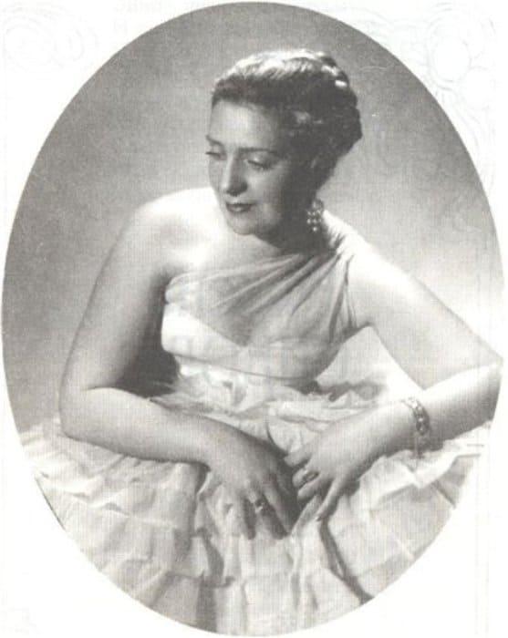 Певица Ружена Сикора | Фото: amnesia.pavelbers.com