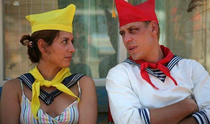 Кадр из комедии *Каникулы строгого режима*, 2009 | Фото: uznayvse.ru
