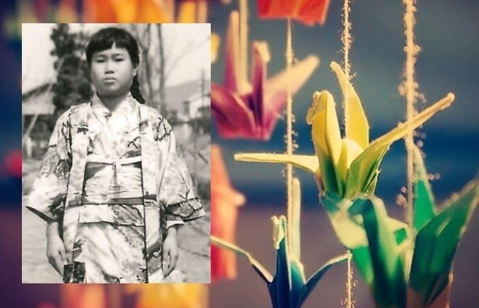 Девочка, пострадавшая от бомбардировки Хиросимы | Фото: peoples.ru и weheartit.com