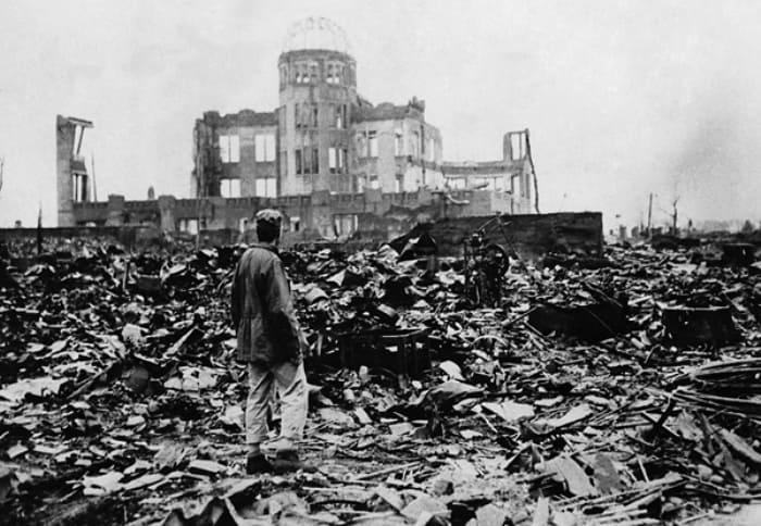 Хиросима после бомбардировки | Фото: peremeny.ru