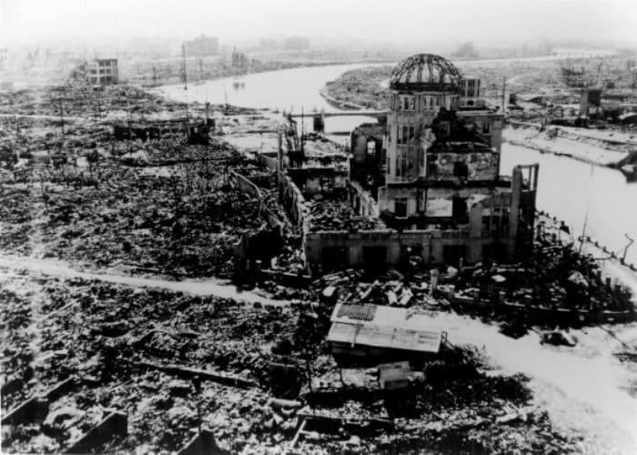 Хиросима после бомбардировки | Фото: inosmi.ru