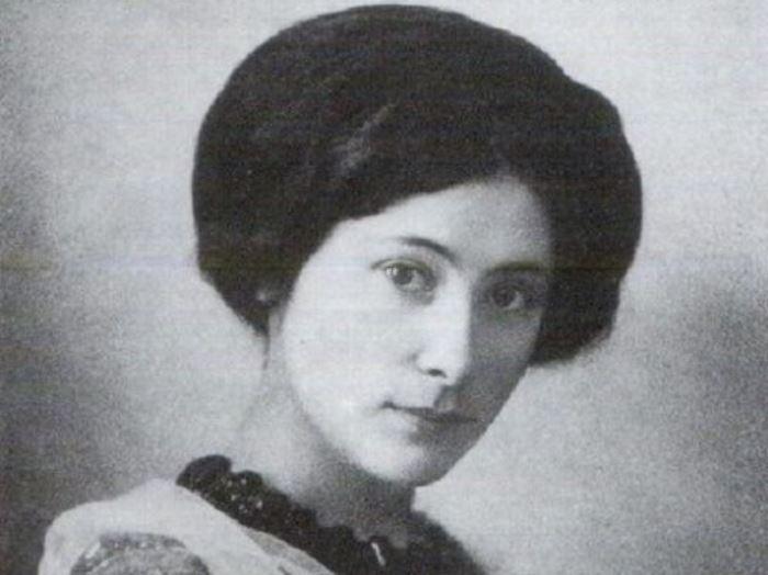 Саломея Андроникова, 1910   Фото: sputnik-georgia.ru