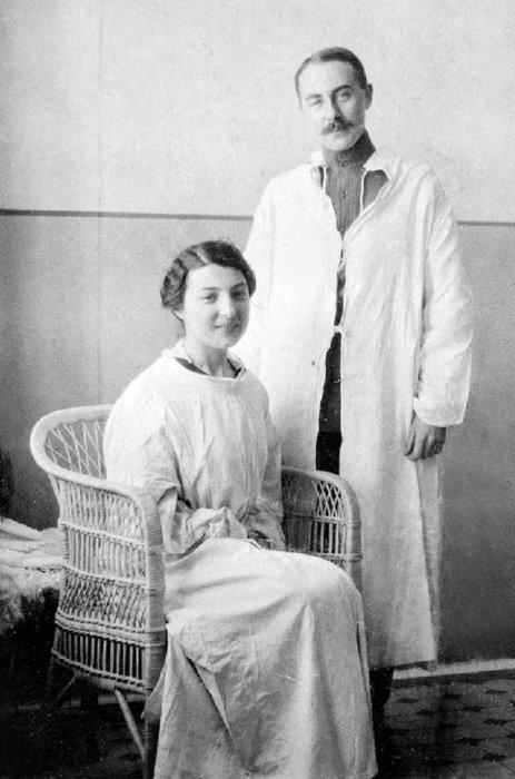 Сестра Саломеи Тинатин с мужем | Фото: sputnik-georgia.ru