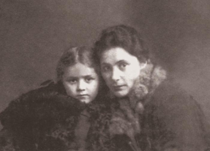 Саломея с дочерью   Фото: sputnik-georgia.ru