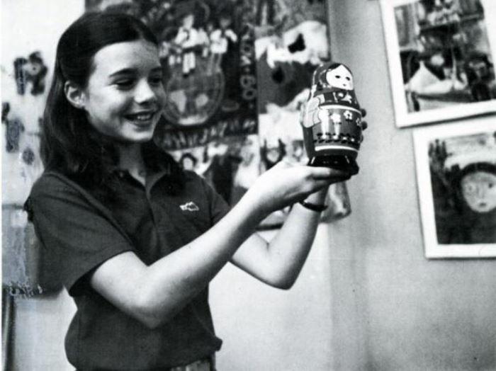 Саманта Смит в СССР | Фото: webpark.ru