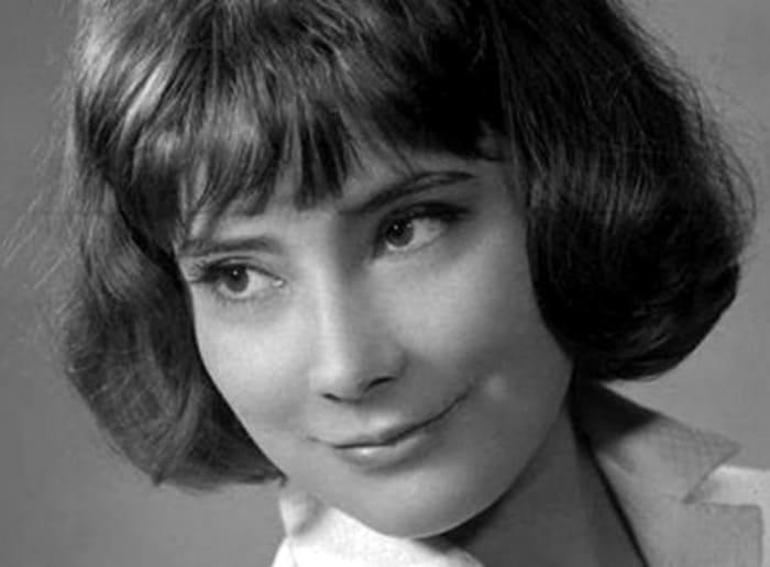 Татьяна Самойлова в юности | Фото: vokrug.tv
