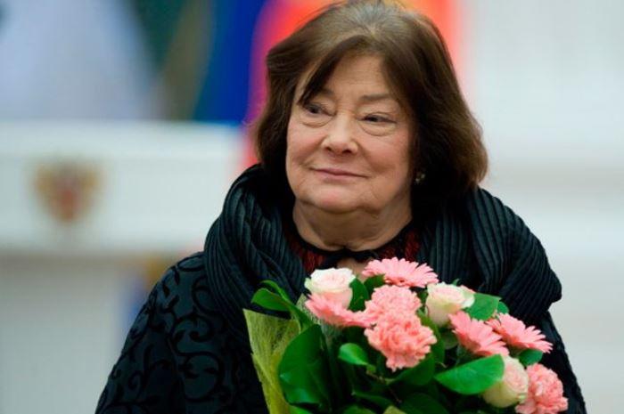 Народная артистка России Татьяна Самойлова | Фото: anews.com