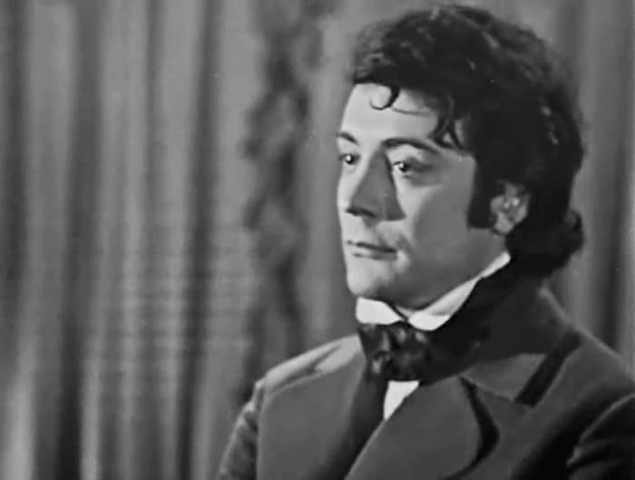 Алексей Самойлов в телеспектакле *Былое и думы*, 1970 | Фото: kino-teatr.ru