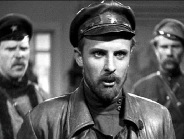 Евгений Самойлов в фильме *Щорс*, 1939 | Фото: kino-teatr.ru