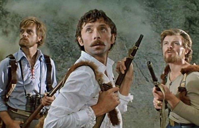 Кадр из фильма *Земля Санникова*, 1973 | Фото: dubikvit.livejournal.com