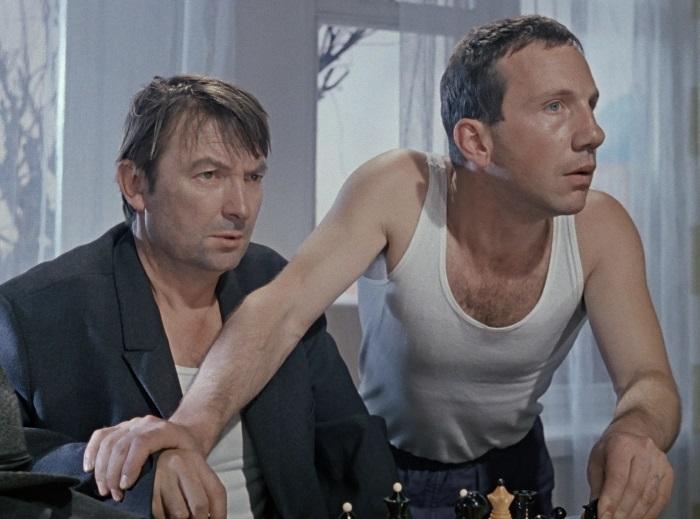 Кадр из фильма «Джентльмены удачи», 1971