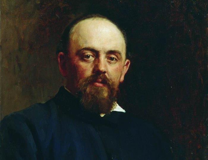 И. Репин. Портрет С. И. Мамонтова, 1878. Фрагмент | Фото: liveinternet.ru