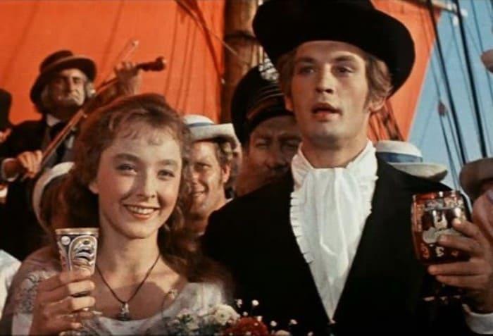 Кадр из фильма *Алые паруса*, 1961 | Фото: kino-teatr.ru