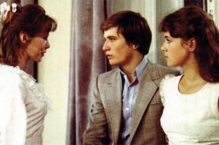 Кадр из фильма *Школьный вальс*, 1977 | Фото: aif.ru