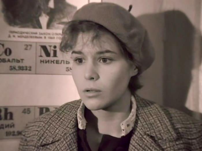 Наталья Негода в фильме *Завтра была война*, 1987 | Фото: kino-teatr.ru