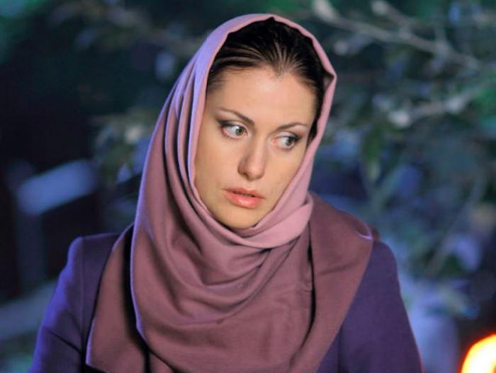 Актриса в роли Марии Швецовой | Фото: teleprogramma.pro