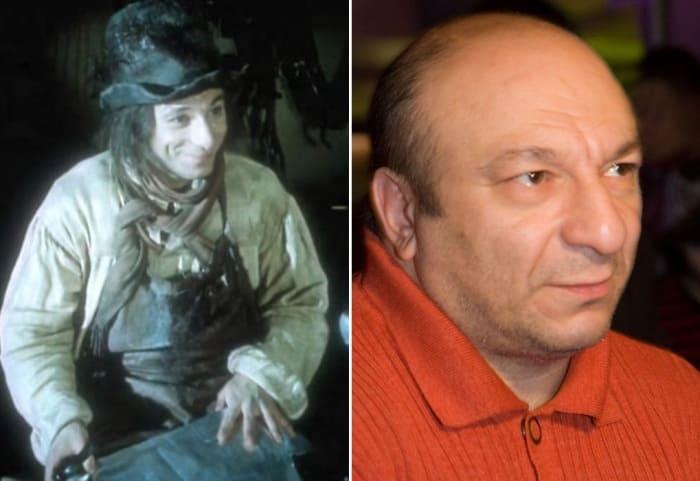 Актер Михаил Богдасаров | Фото: kino-teatr.ru