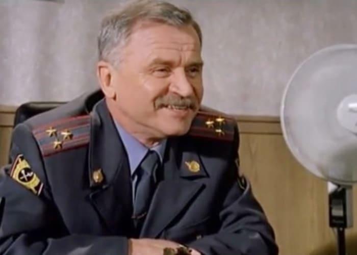 Сергей Никоненко в сериале *Каменская-1*, 1999-2000 | Фото: kino-teatr.ru