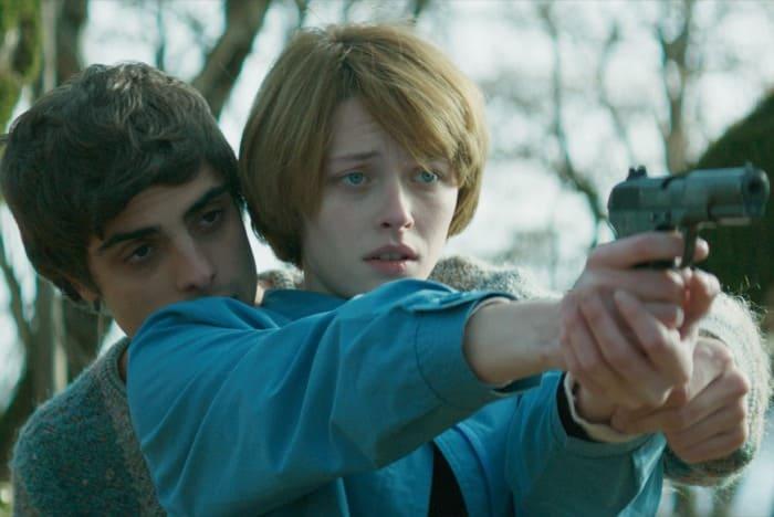 Кадр из фильма *Заложники*, 2017 | Фото: kino-teatr.ru