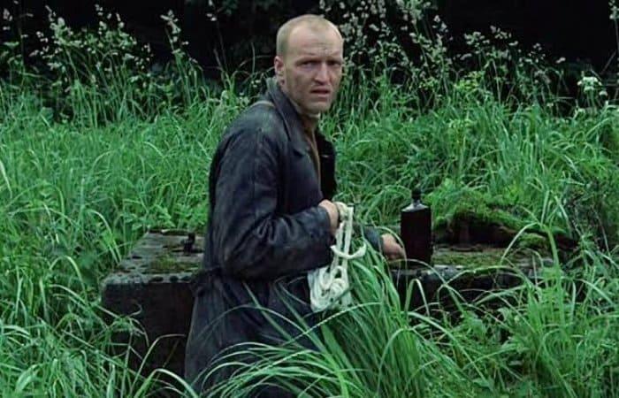 Александр Кайдановский в роли Сталкера, 1979   Фото: domkino.tv