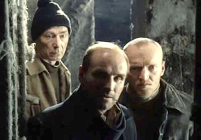 Кадр из фильма *Сталкер*, 1979   Фото: kino-teatr.ru
