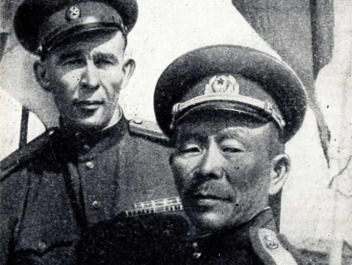 Легендарный советский снайпер Семен Номоконов | Фото: osimira.com