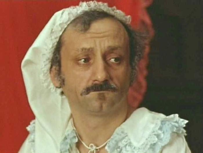 Семен Фарада в фильме *Дуэнья*, 1978 | Фото: kino-teatr.ru