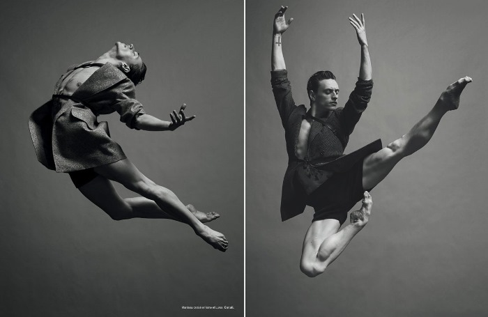 Сергей Полунин на фотографиях Джейкоба Саттона, Jacob Sutton