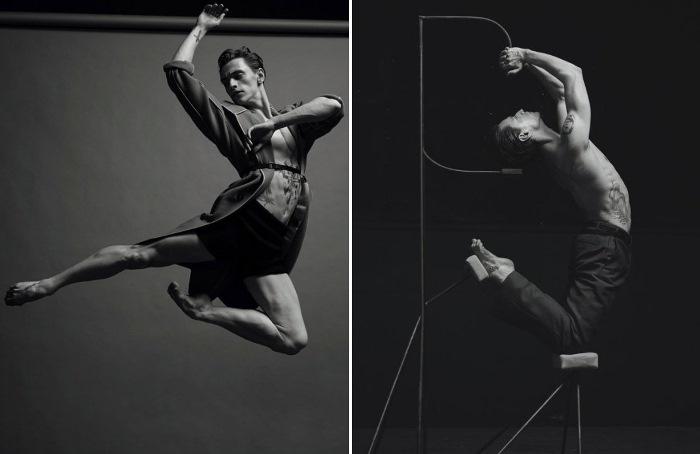 Звезда современного балета Сергей Полунин. Автор фото – Джейкоб Саттон, Jacob Sutton