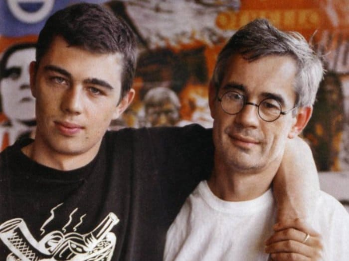 Сергей Бодров-старший с сыном | Фото: versiya.info
