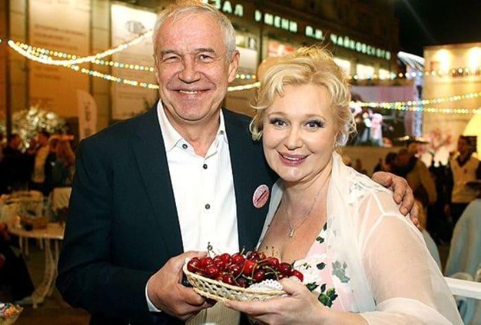 Сергей Гармаш и его жена Инна Тимофеева | Фото: aif.ru