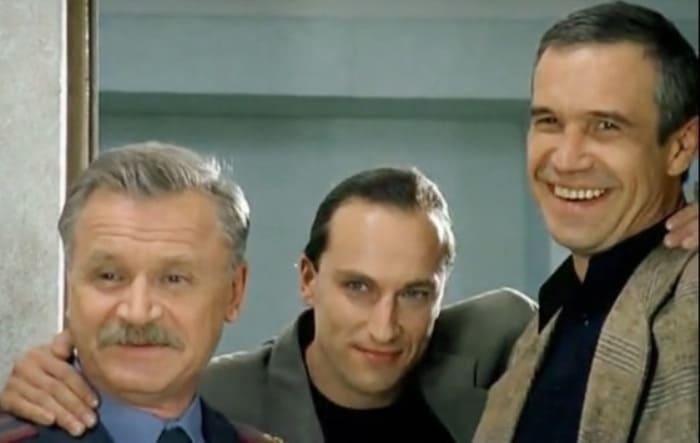 Кадр из сериала *Каменская*, 1999-2000 | Фото: kino-teatr.ru