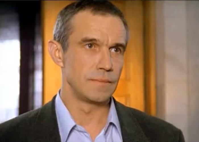 Сергей Гармаш в сериале *Каменская* | Фото: kino-teatr.ru