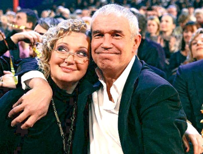 Сергей Гармаш и его жена Инна Тимофеева | Фото: wellnesso.ru