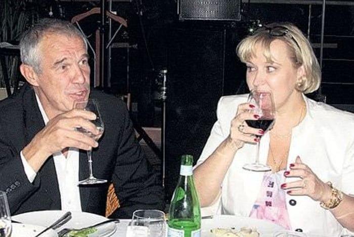 Сергей Гармаш и его жена Инна Тимофеева | Фото: uznayvse.ru