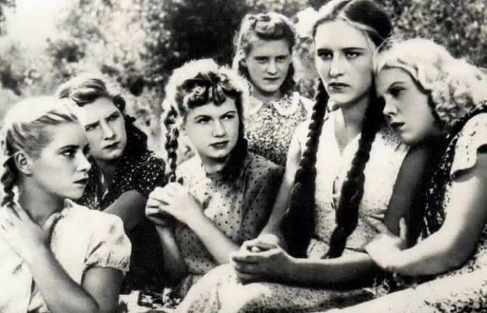 Кадр из фильма *Молодая гвардия*, 1948   Фото: whatisgood.ru