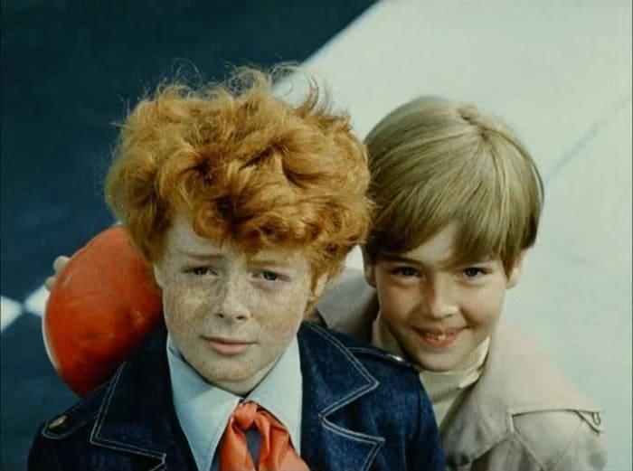 Кадр из фильма *Веселое сновидение, или Смех и слезы*, 1976   Фото: kino-teatr.ru