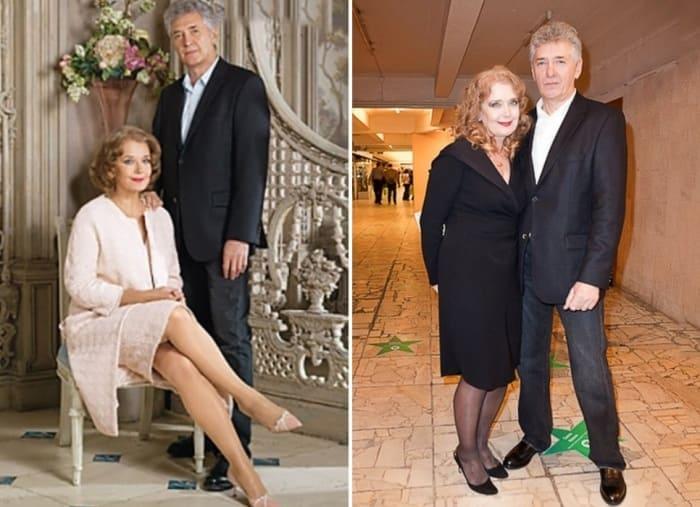 Одна из самых красивых актерских пар | Фото: kino-teatr.ru